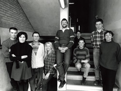 Early staff photo - RIPE NCC