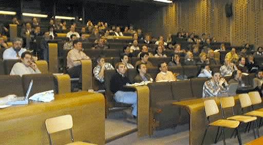 Plenary at RIPE 26