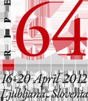 RIPE 64 Logo